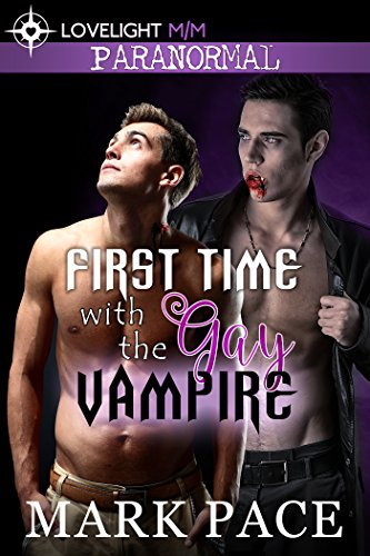 Book Cover: First Time with the Gay Vampire