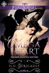Book Cover: Omega Heart