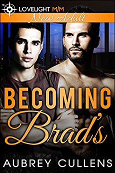 Book Cover: Becoming Brad's