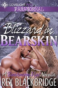 Book Cover: Blizzard in Bearskin