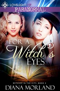 Book Cover: For a Witch's Eyes