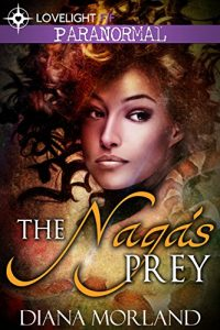 Book Cover: The Naga's Prey
