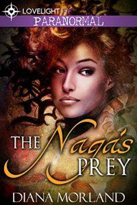 Book Cover: The Naga's Prey