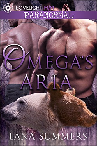 Book Cover: Omega's Aria