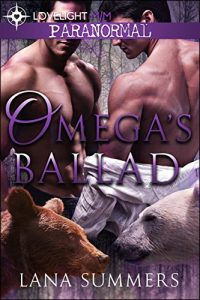 Book Cover: Omega's Ballad