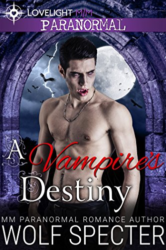 Book Cover: A Vampire's Destiny