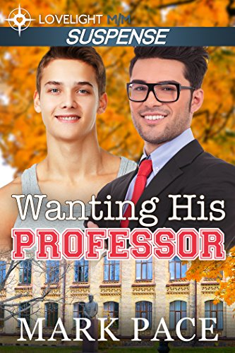 Book Cover: Wanting His Professor