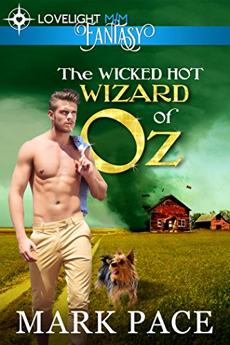 Book Cover: The Wicked Hot Wizard of Oz