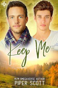 Book Cover: Keep Me