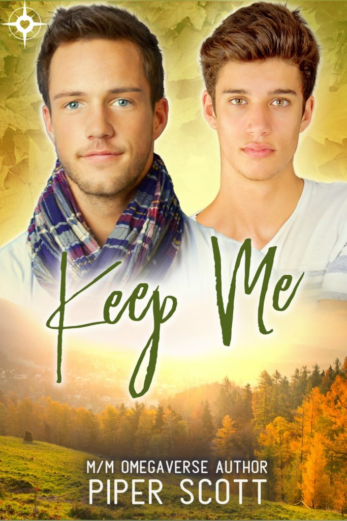Book Cover: Keep Me