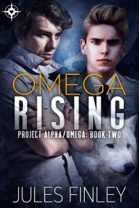 Book Cover: Omega Rising