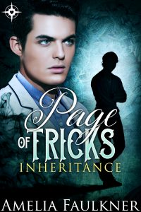 Book Cover: Page of Tricks