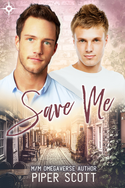 Book Cover: Save Me