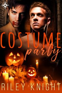 Book Cover: Costume Party