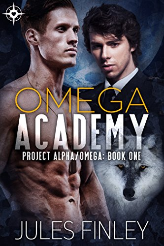 Book Cover: Omega Academy