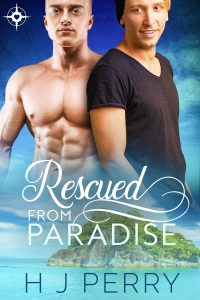 Book Cover: Rescued From Paradise