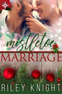 Book Cover: Mistletoe Marriage