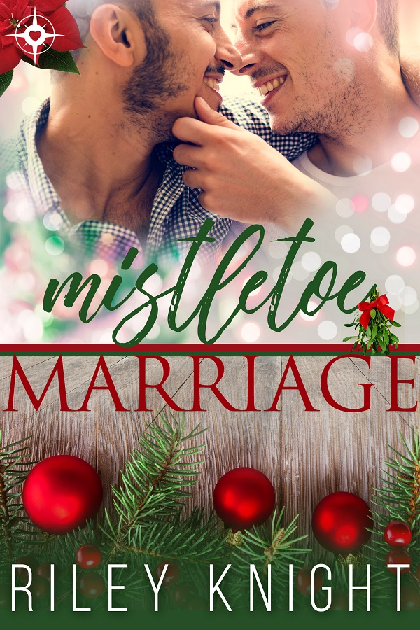 Book Cover: Mistletoe Marriage