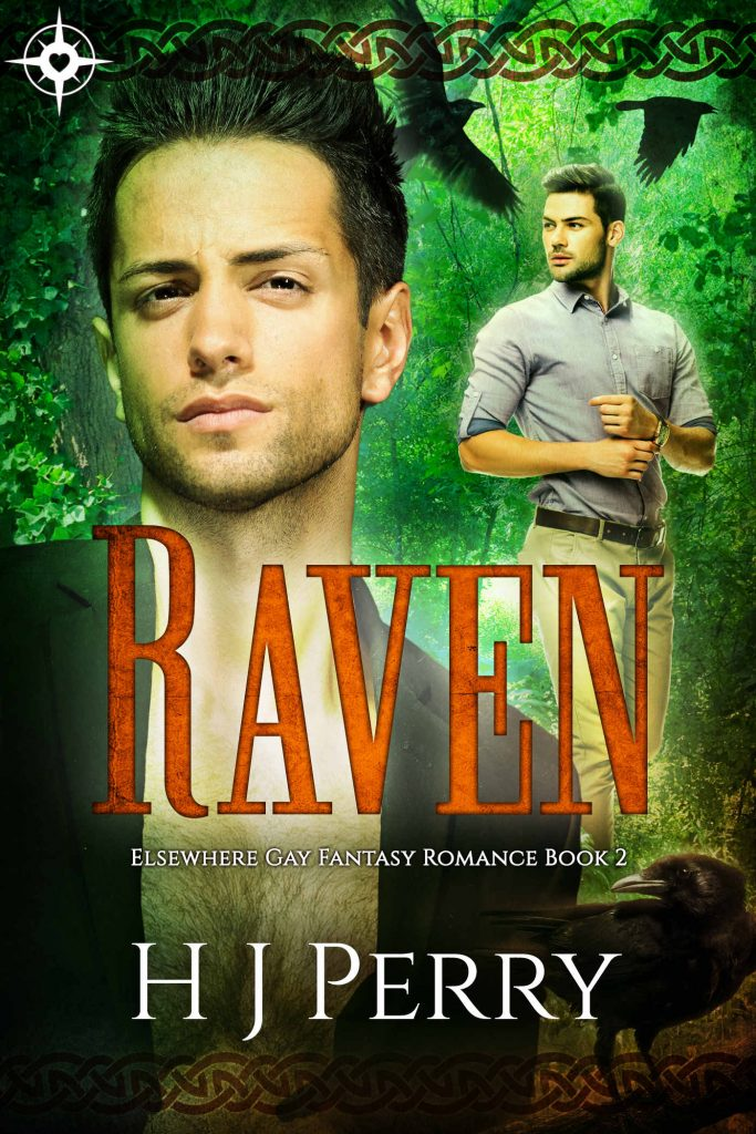 Book Cover: Raven
