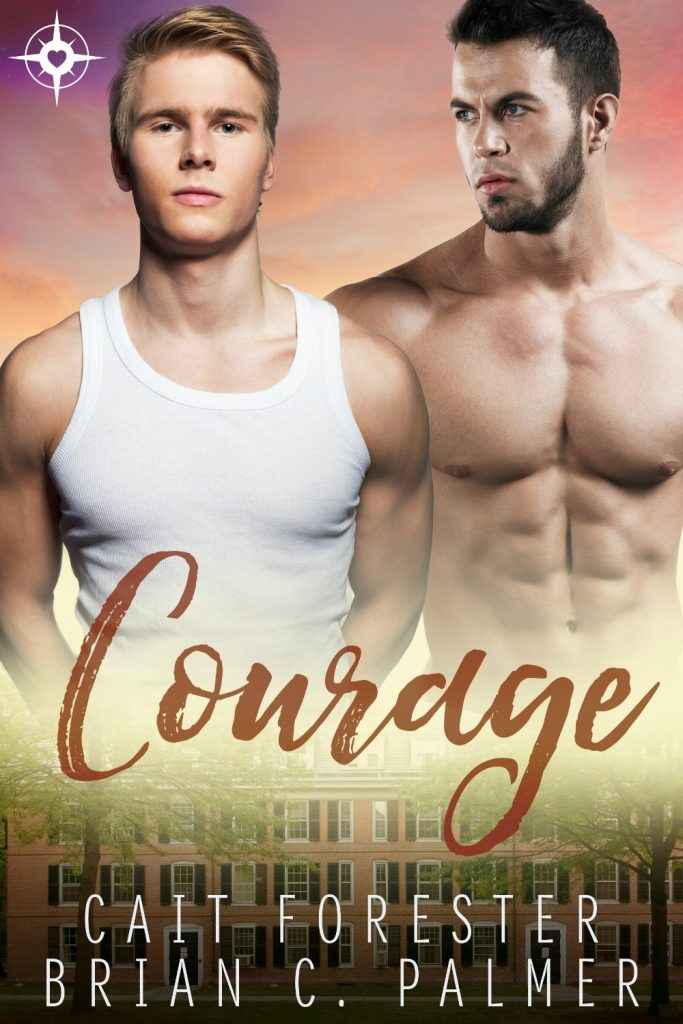 Book Cover: Courage