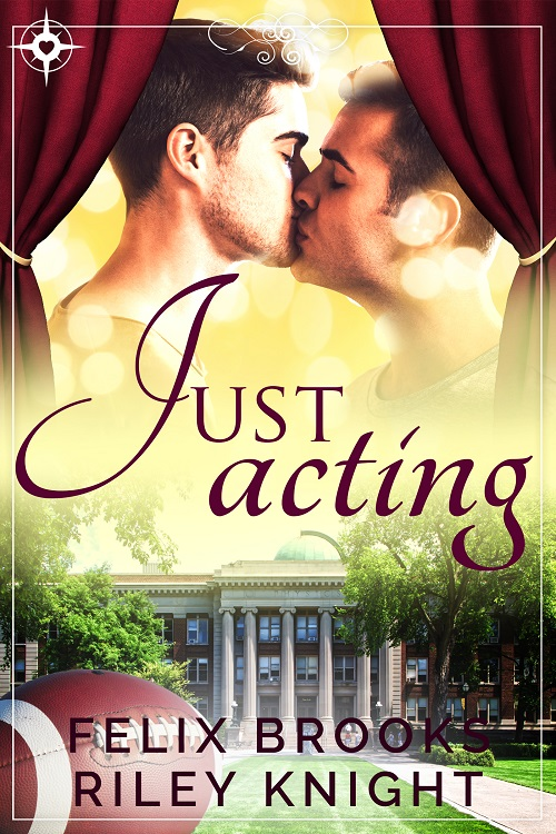 Book Cover: Just Acting