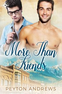 Book Cover: More Than Friends