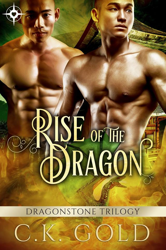 Book Cover: Rise of the Dragon