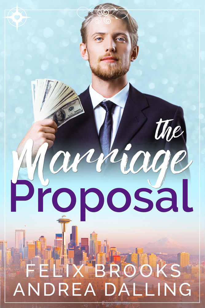 Book Cover: The Marriage Proposal