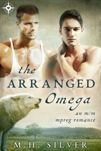 Book Cover: The Arranged Omega