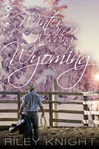 Book Cover: Winter Wedding in Wyoming