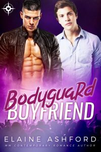 Book Cover: Bodyguard Boyfriend