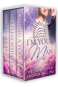 Book Cover: I'm Your Man