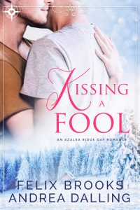 Book Cover: Kissing a Fool
