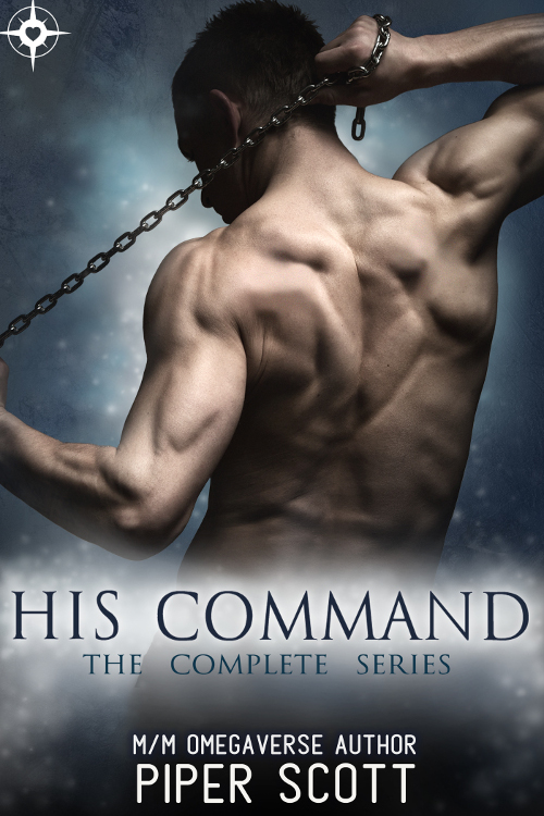 Book Cover: His Command: The Complete Series