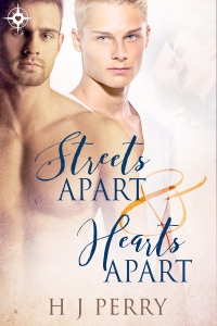 Book Cover: Streets Apart & Hearts Apart