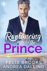 Book Cover: Romancing the Prince