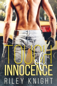 Book Cover: Touch of Innocence