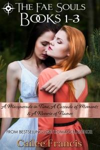 Book Cover: The Fae Souls Books 1-3