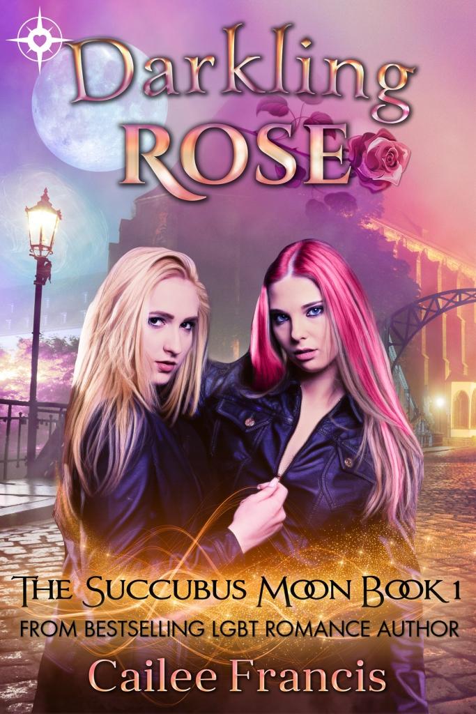Book Cover: Darkling Rose