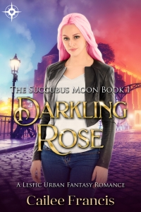 Book Cover: Darkling Rose