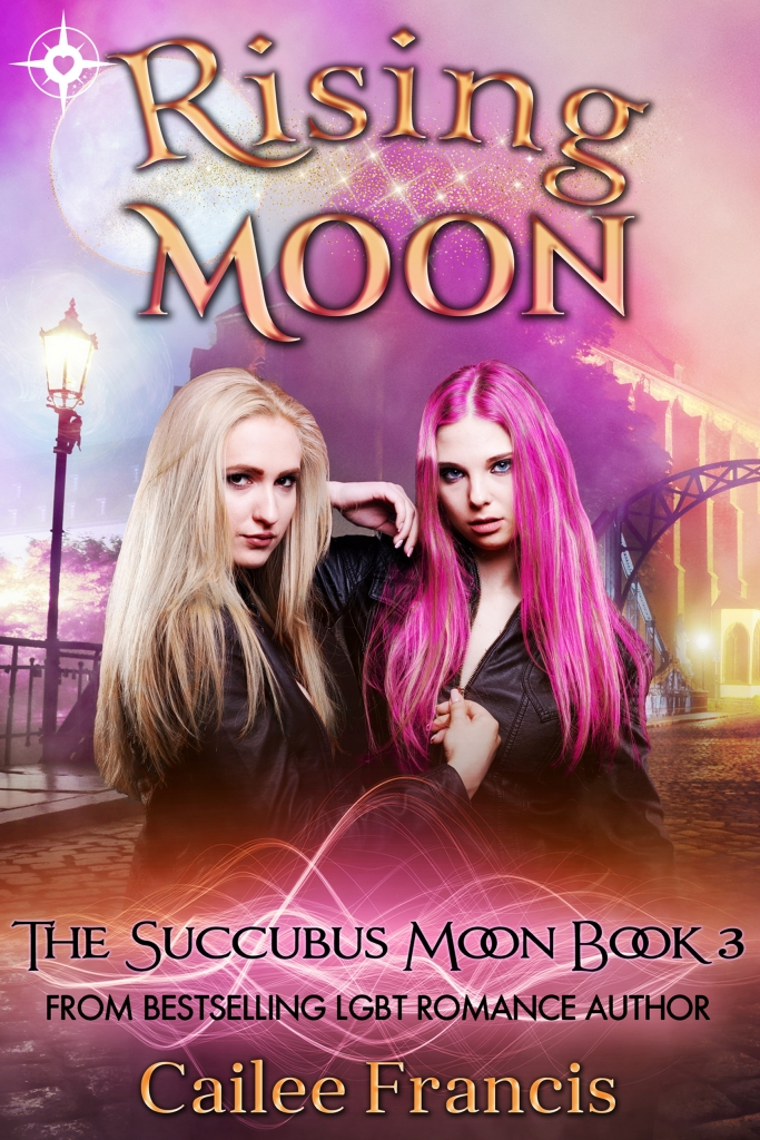 Book Cover: Rising Moon