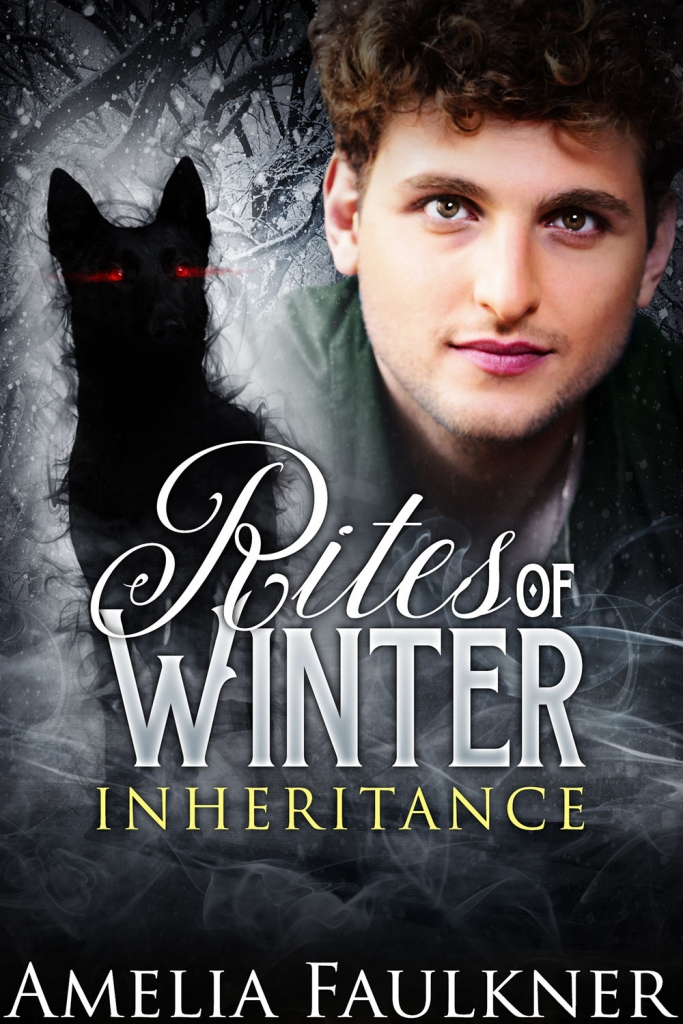 Book Cover: Rites of Winter