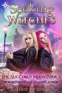 Book Cover: Seeking Witches