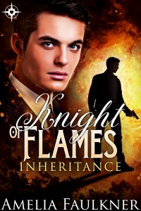 Book Cover: Knight of Flames