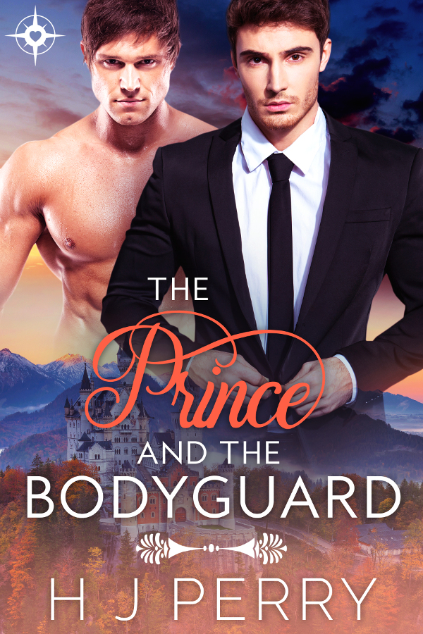 Book Cover: The Prince and the Bodyguard