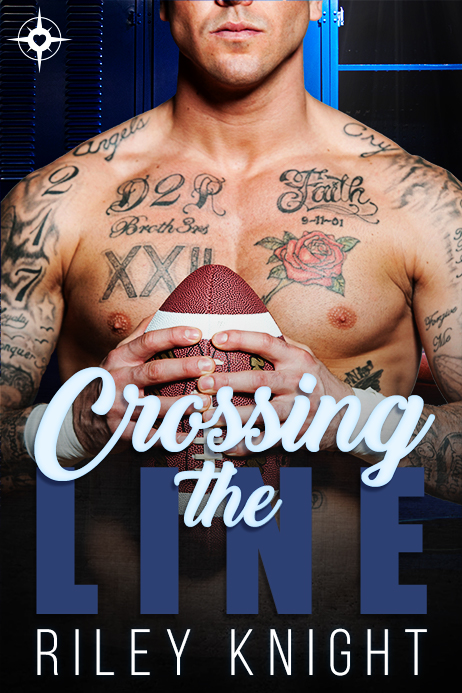 Book Cover: Crossing the Line