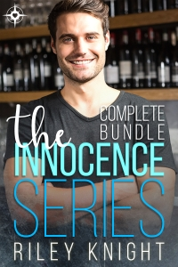 Book Cover: The Innocence Series
