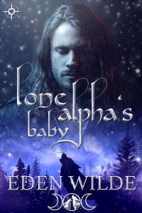 Book Cover: Lone Alpha's Baby