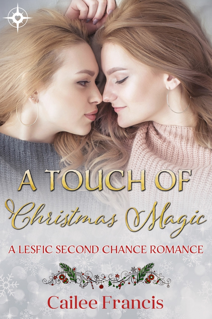 Book Cover: A Touch of Christmas Magic