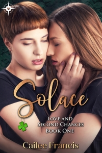 Book Cover: Solace